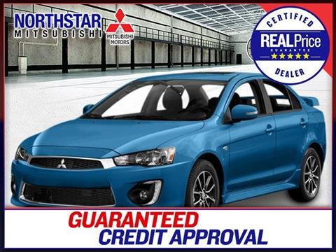 2017 Mitsubishi Lancer for sale in Long Island City, NY
