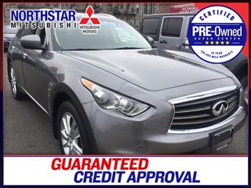 2013 Infiniti FX37 for sale in Long Island City, NY