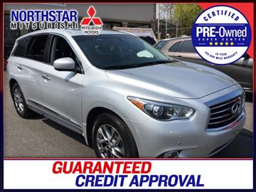 2013 Infiniti JX35 for sale in Long Island City, NY