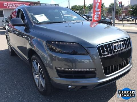2013 Audi Q7 for sale in Long Island City, NY