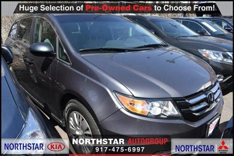 2015 Honda Odyssey for sale in Long Island City, NY