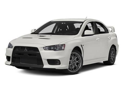 2013 Mitsubishi Lancer Evolution For Sale In Long Island City, NY