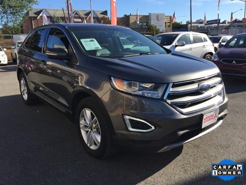 2015 Ford Edge for sale in Long Island City, NY