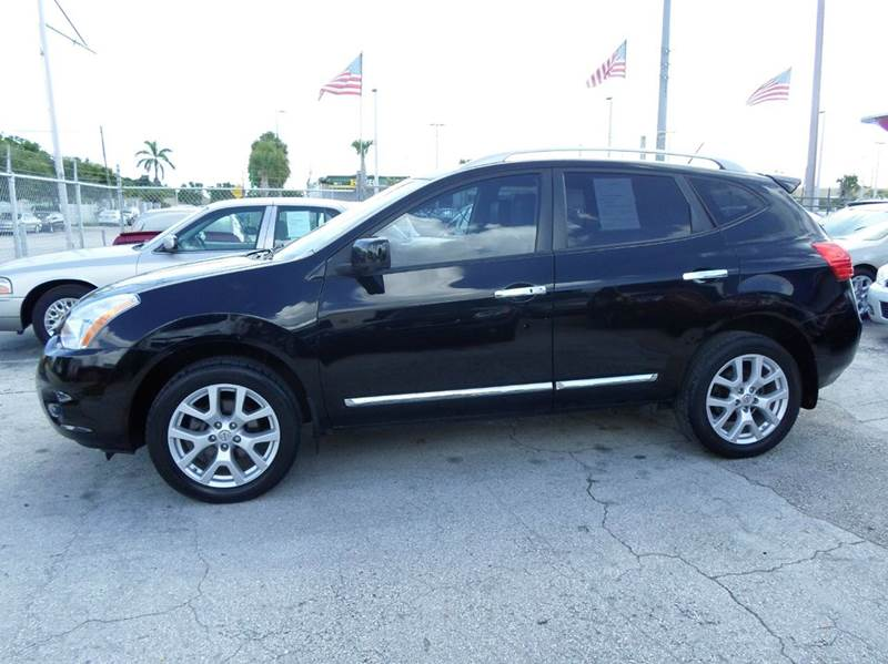 2012 Nissan Rogue Sv W Sl Package 4dr Crossover In Miami