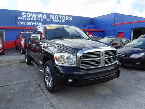 2007 Dodge Ram Pickup 1500 for sale in Miami, FL