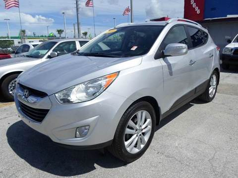 2010 Hyundai Tucson for sale in Miami, FL