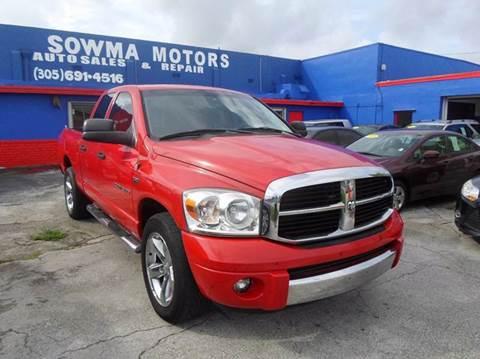 2007 Dodge Ram Pickup 1500 for sale in Miami, FL