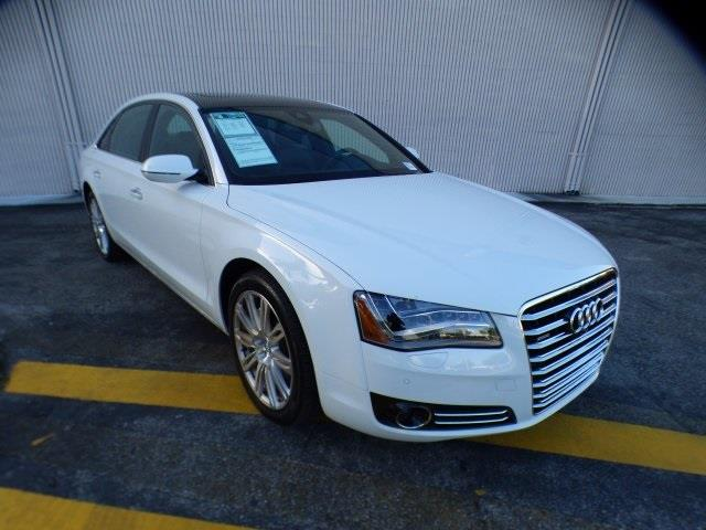 2014 audi a8 for sale in doral fl. Black Bedroom Furniture Sets. Home Design Ideas