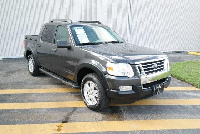 2007 Ford Explorer Sport Trac For Sale In Florida