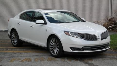 2013 Lincoln MKS for sale in Doral, FL