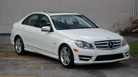 2012 Mercedes-Benz C-Class for sale in Doral, FL