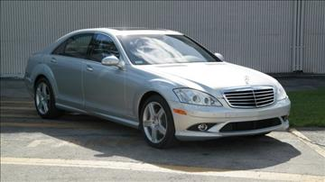 2007 Mercedes-Benz S-Class for sale in Doral, FL