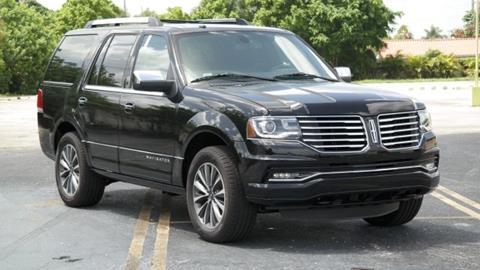 2017 Lincoln Navigator for sale in Doral, FL