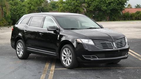 2018 Lincoln MKT for sale in Doral, FL