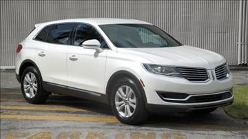 2016 Lincoln MKX for sale in Doral, FL