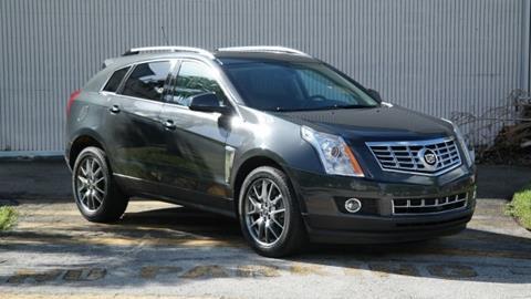 2016 Cadillac SRX for sale in Doral, FL