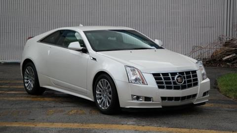 2014 Cadillac CTS for sale in Doral, FL