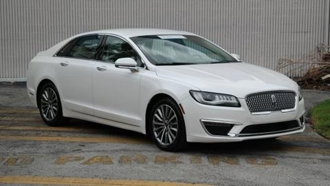 2017 Lincoln MKZ for sale in Doral, FL