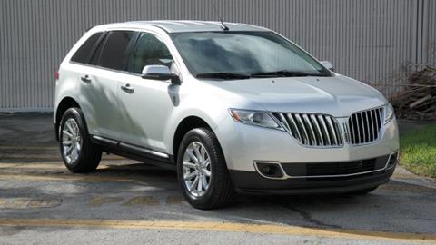 2015 Lincoln MKX for sale in Doral, FL