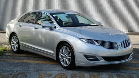 2016 Lincoln MKZ for sale in Doral, FL