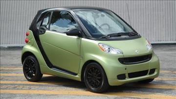 2012 Smart fortwo for sale in Doral, FL