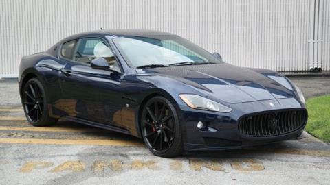 2011 Maserati GranTurismo for sale in Doral, FL