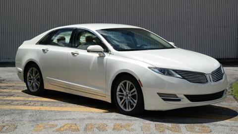 2013 Lincoln MKZ for sale in Doral, FL