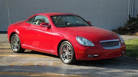 2003 Lexus SC 430 for sale in Doral, FL
