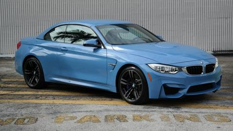 BMW M4 For Sale  Carsforsalecom