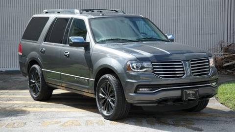 2015 Lincoln Navigator for sale in Doral, FL