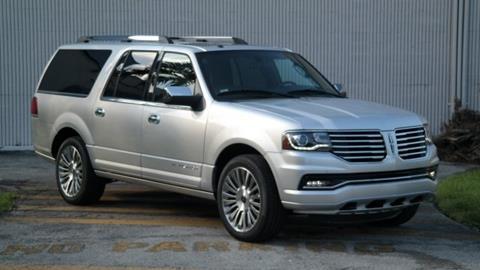 2015 Lincoln Navigator L for sale in Doral, FL