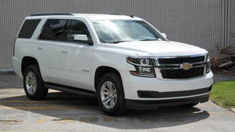 2015 Chevrolet Tahoe for sale in Doral, FL