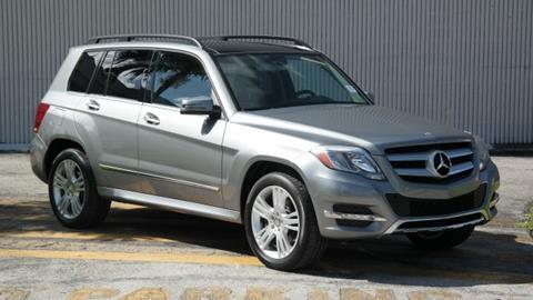2013 Mercedes-Benz GLK for sale in Doral, FL
