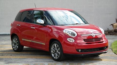 2015 FIAT 500L for sale in Doral, FL