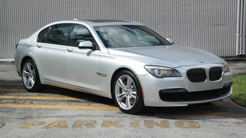 2012 BMW 7 Series for sale in Doral, FL