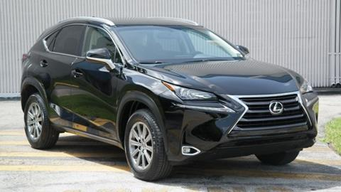 2015 Lexus NX 200t for sale in Doral, FL