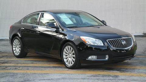 2012 Buick Regal for sale in Doral, FL
