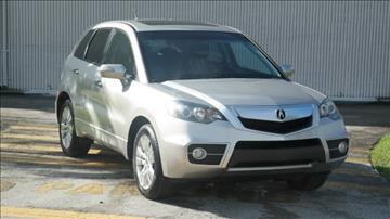 2011 Acura RDX for sale in Doral, FL