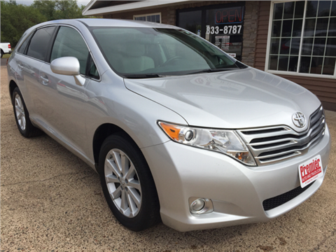 2012 Toyota Venza for sale in Chippewa Falls, WI