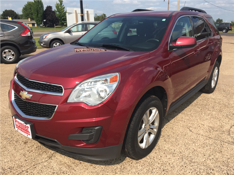 2011 Chevrolet Equinox for sale in Chippewa Falls, WI