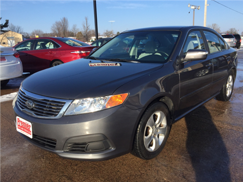 2009 Kia Optima for sale in Chippewa Falls, WI