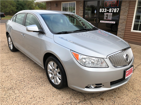 2012 Buick LaCrosse for sale in Chippewa Falls, WI
