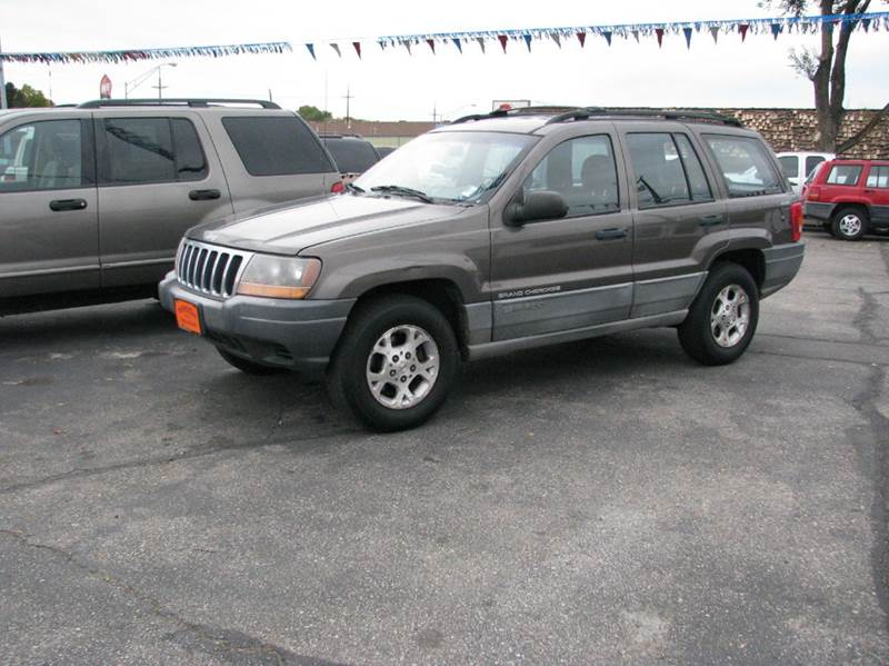 1999 jeep grand cherokee for sale in bourbonnais il. Black Bedroom Furniture Sets. Home Design Ideas