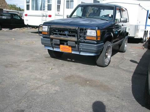 Ford bronco ii for sale for Bronco motors boise idaho