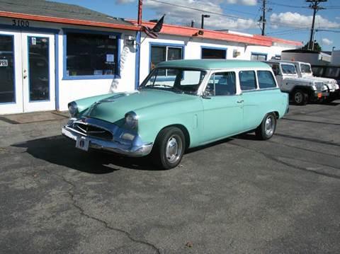1955 Studebaker Conestoga for sale in Boise, ID