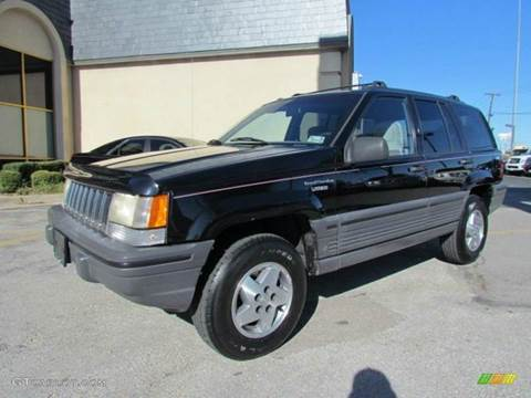 1994 jeep grand cherokee for sale. Black Bedroom Furniture Sets. Home Design Ideas
