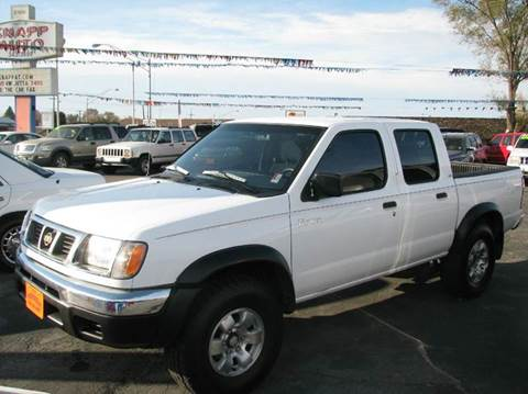 2000 Nissan Frontier for sale in Boise, ID