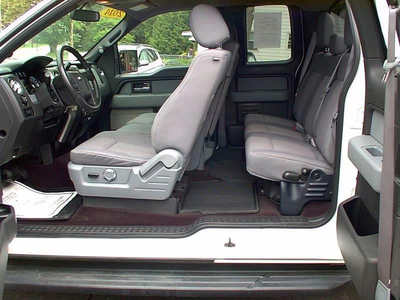 2014 Ford F-150 4x4 XLT 4dr SuperCab Styleside 6.5 ft. SB - Hatboro PA