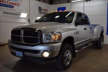 2007 Dodge Ram Pickup 3500 for sale in Cottage Grove, OR
