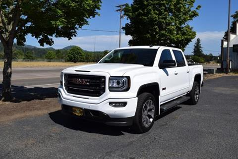 2017 GMC Sierra 1500 for sale in Cottage Grove, OR